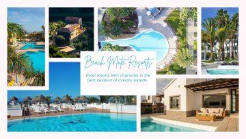 Los colegiados obtendrán un descuento en reservas online de la cadena Beach Mate Resorts.
